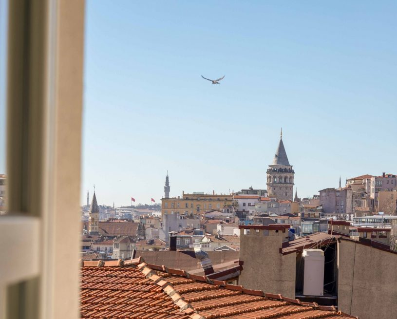 Deluxe Room with Galata View