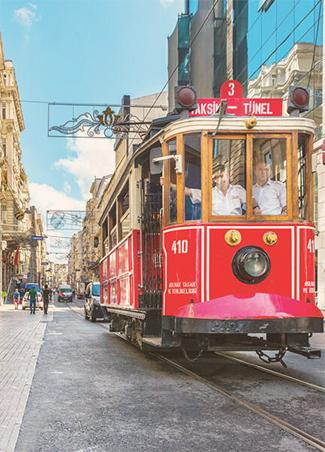 The Bohemian of Beyoglu
