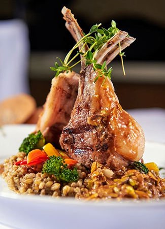 Enjoy your meal at Soul Garden