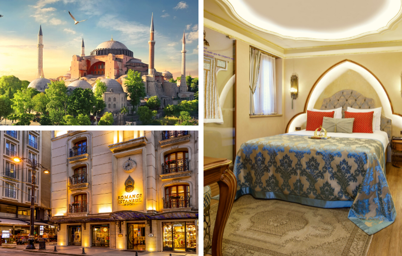 Combined Hotel Package